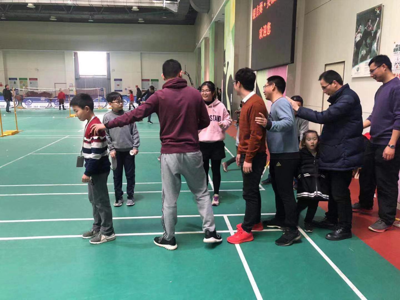 苏州安峰环保春季羽毛球比赛圆满结束!