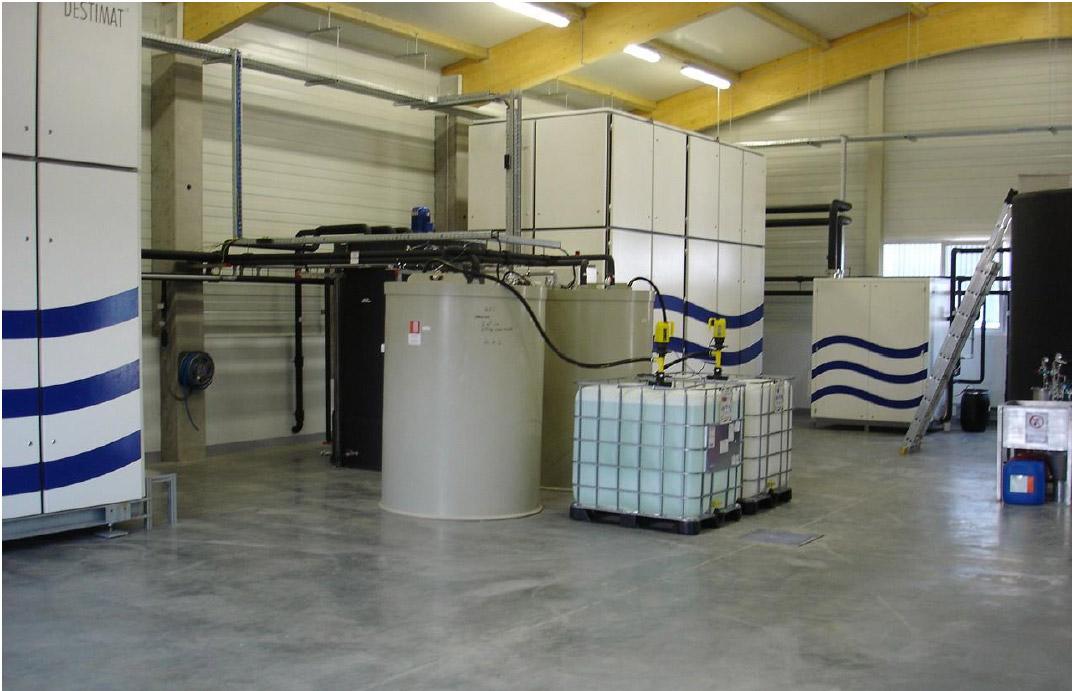 废水蒸发结晶处理系统是如何工作的?