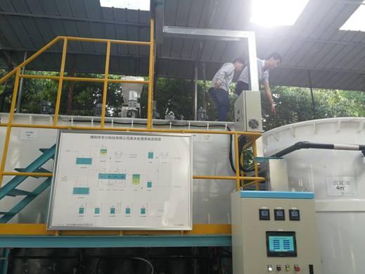 表面废水处理工艺项目