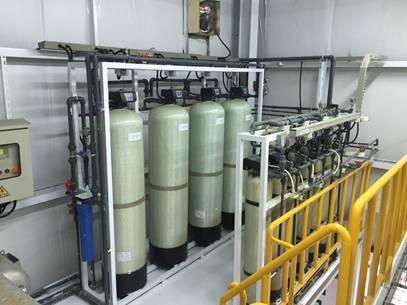 含磷废水处理工程