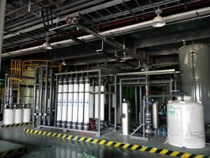 东旭光电研磨废水回用处理零排放工程