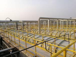 易高生物污水站除臭(废气)案例