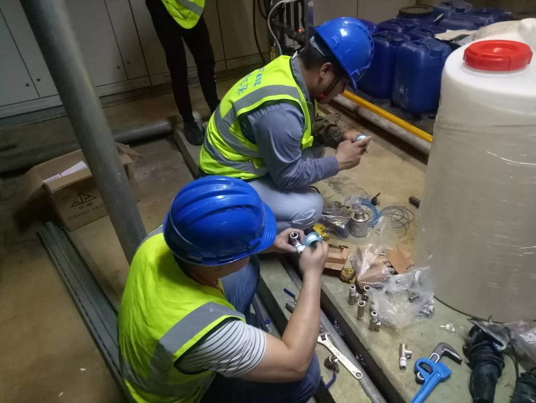 苏州水处理-循环冷却水系统