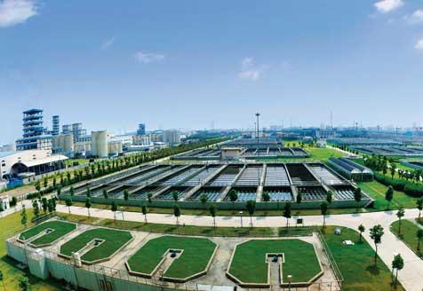 上海白龙港软化水处理设备方案