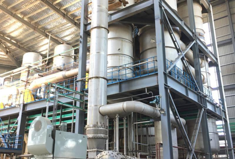 化工废水处理工程案例