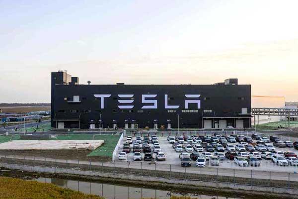 Tesla循环水处理系统工程