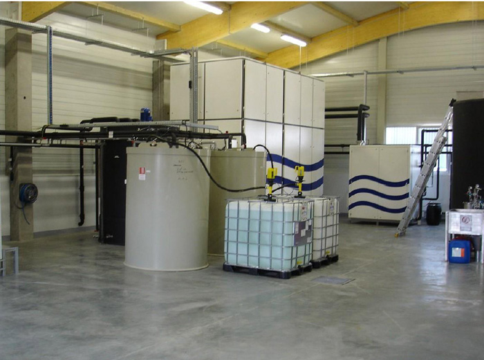 低浓度含磷废水处理方法施工方案