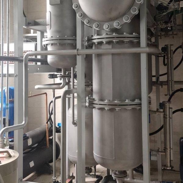 乳化液废水处理方法在机加工行业工程案例