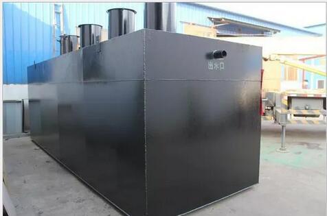 食品工业废水处理工程设计方案