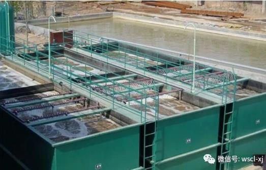 化工行业含磷废水处理工艺方法系统案例