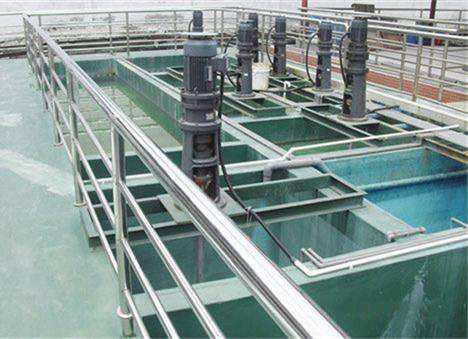 屠宰场废水处理设备施工项目现场