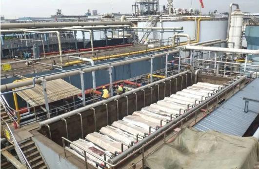 制药废水处理MBR工艺工程改造方案