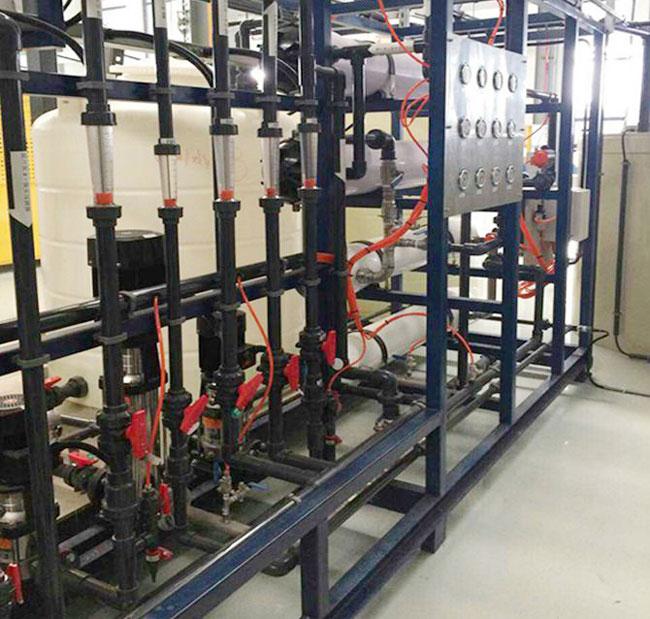 食品型含磷废水处理工程技术方法