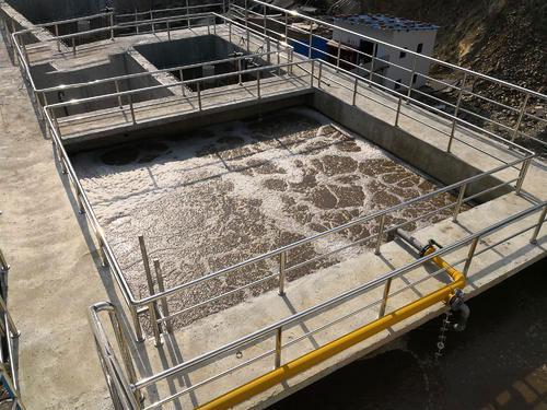 食品厂废水处理工程效果案例